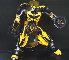 Transformers AGE of Extinction Platinum Edition Autobots United Bumblebee