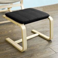 SoBuy® Fußhocker zum Abstützen, Sitzhocker, Sitzwürfel für Relaxsessel,FST38-SCH