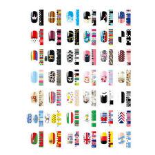 Black stickers nail art accessories ebay multi color stickers nail art accessories prinsesfo Images