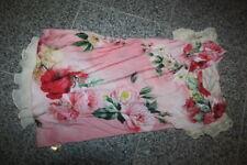 Monnalisa Chic traumhaftes romantisches Blumenkleid Kleid 128  uvp: 185,00 €