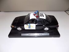 1:24 Motor Max Police 1999 Ford Crown Victoria California Highway Patrol CHP