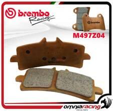 Brembo Racing Z04 - M497Z04 Pastiglie Freno Pinze Monoblocco M4 GP4-RX