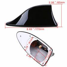 Antenne radio auto antennes antenne toit toit décor noir voiture requin