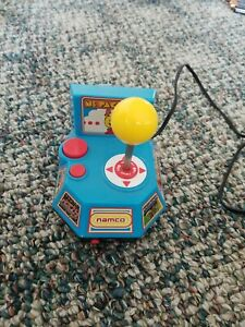 Ms. Pacman 5 in 1 Plug And Play TV Video Game 2004 Jakks Pacific Namco