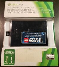 Boxed XBOX 360, 320 GB Media Hard Drive Internal for 360 S