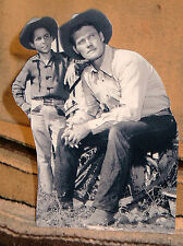 "The Rifleman, Chuck Connors Western Tabletop Display Standee 10"" Tall"