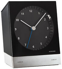 Jacob Jensen Radio Alarm Black 32351
