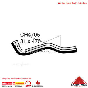 CH4705 Radiator Lower Hose for Mini Cooper S R53 1.6L I4 Supercharged Petrol Aut