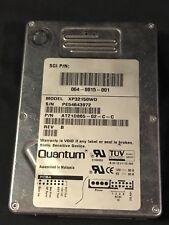Hard Drive Disk SCSI Quantum XP32150WD AT21D865-02-C-C Rev B 064-0015-001