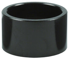 New Wheels Manufacturing 20mm 1-1/8  Headset Spacer Black Each