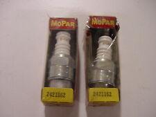 2- Champion D-14 Spark Plugs Mopar # 2421162  NOS