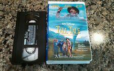 TALL TALE THE UNBELIEVABLE ADVENTURE VHS TAPE! WALT DISNEY!