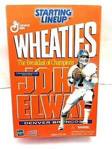 1993 John Elway Commemorative Wheaties Cereal Box