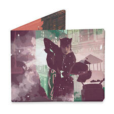 Dynomighty DC COMICS CATWOMAN bifold MIGHTY WALLET tyvek DY-804 BATMAN the cat