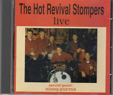 The Hot Revival Stompers Live Jazz Signed CD Jonny Boston FASTPOST