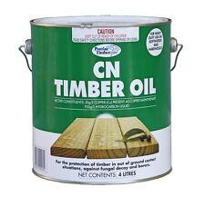 CN Timber Oil Timber Preservative 4 L