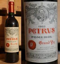 1982er Petrus - Pomerol - Haut Année - Rare