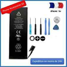 2 Batteries pour iPhone 5s
