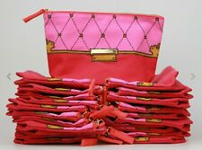 NEW! Lot of 50 X Estee Lauder Pink Color Makeup Cosmetic Bags