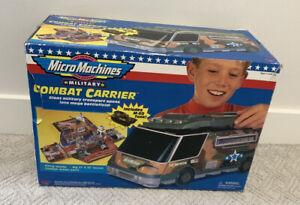 Micro Machines Combat Carrier Galoob 1998 Vintage