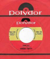 CONWAY TWITTY * 45 * Danny Boy / Mona Lisa * 1959 * Near MINT * RI