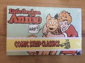 LITTLE ORPHAN ANNIE,COMIC STRIP CLASSICS SEALED, 1995 FDC,