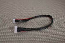 "NEW 12"" JST 6S LIPO BALANCE LEAD EXTENSION SILICONE 22awg WIRE ADAPTER US SELLER"