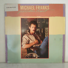 Michael Franks ‎– Passionfruit - Warner Bros Records ‎–92-3962-1- Germany 1983