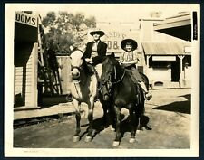 HENRY WILCOXON JANE WITHERS in The Arizona Wildcat '39 HORSES CHILDSTAR