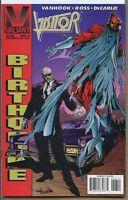 Visitor 1995 series # 6 near mint comic book
