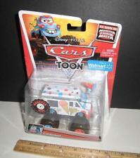 Disney Cars Toon I-Screamer Truck Pixar Mattel 2012 - Walmart Exclusive
