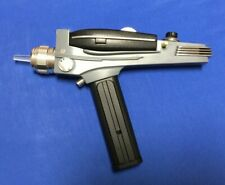 Star Trek Art Asylum Original Series Phaser Prop Toy Modified With 7 Metal Parts