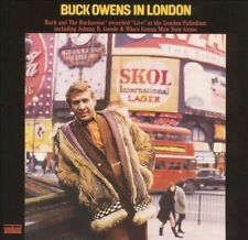 Buck Owens & His Buckaroos : In London CD