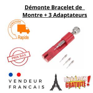 Outil Réparation Démontage Bracelet de Montre Chasse Goupille pour Horloger