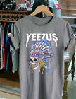 Yeezus Shirt Kanye West Tour T shirt Yeezus Tour Merchandise Unisex Clothing New