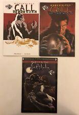 Werewolves: Call Of The Wild  #1, 2, 3 Set (Moonstone, 2006) VF (3 Comics)