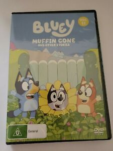 Bluey Volume 11 Muffin Cone and Other Stories DVD Region 4 NEW & SEALED Kids