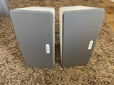 Pair Of **Sonos Play 3 Wireless Speaker - White