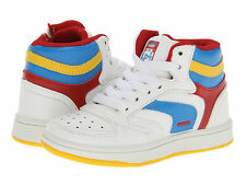 Primigi Kids B.Basket 1 Leather Sneakers Shoes Size 8 Toddler US (24 EU) NEW