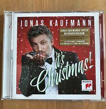 2 CD`s -  IT`S CHRISTMAS - JONAS KAUFMANN -