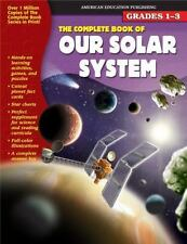 NEW - The Complete Book of Our Solar System