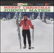 Johnny Mathis : Merry Christmas Xmas Vocal 1 Disc CD