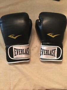 Everlast Boxing Gloves 14 Oz Pre Owmed Good Condition