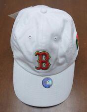 MLB Boston Red Sox Portuguese Themed Hat W/ Flag By Twins Enterprise NWT