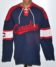 Size M adult NHL Montreal Canadiens ice hockey shirt jersey CCM