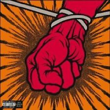 METALLICA - ST.ANGER *  CD HARD ROCK-METAL-PUNK-GROUNGE