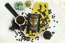 100% Genuine Kopi Luwak Arabica House Blend Ground Gourmet Coffee (10g)