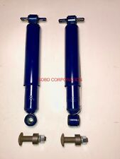 1973 Chevrolet Nova Rear Monro-Matic Gas Shocks ext. 20.76 Comp. 12.69