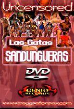 GATAS SANDUNGUERAS - REGUETON DVD - REGGAETON SEX - UNCENSORED DVD
