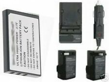 Battery + Charger for Hp R727 R727Xi R817 R817V R817Xi